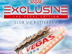 1 NOV: EXCLUSIVE – Las Vegas Edition | Club Vie Rotterdam